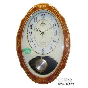Настенные часы gastar  g30382 (дерево)