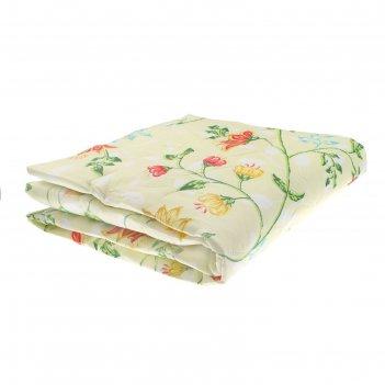 Одеяло экономь и я, 140х205 см, цвет микс
