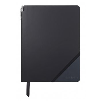 Записная книжка cross jot zone, большая, 160 страниц в линейку, ручка в ко