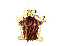 Декоративное изделие подвес фонарь высота=40 см....