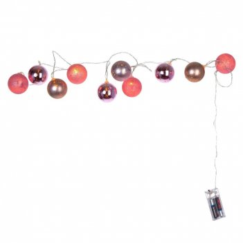 Гирлянда с подсветкой детство, l5 w5 h5 см, (2хаа)