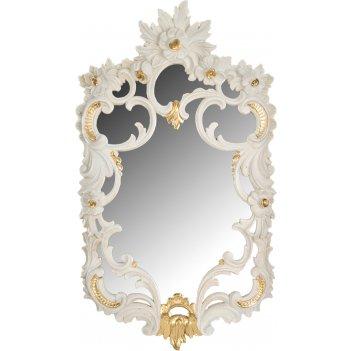 Зеркало высота=58 см. ширина=34 см.
