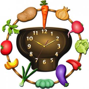 Часы настенные tiarella кухня-1