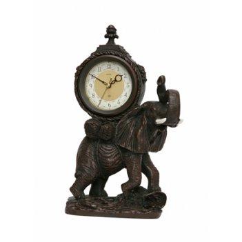 Скульптурные часы из полимерных смол восток к4545-6