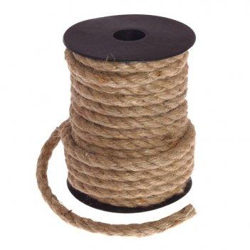 Веревка из пеньки для упаковки