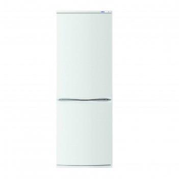 Холодильник атлант 4010-022, 278 л, класс а, перенавешиваемые двери, белый