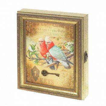 Ключница, l22 w6 h28 см