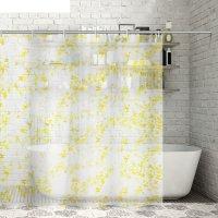 Штора для ванной комнаты, размер 180х200 см, пвх 4182069