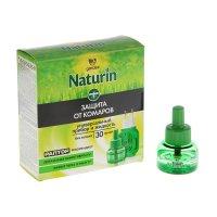 Комплект gardex naturin: прибор универсальный + жидкость от комаров без за