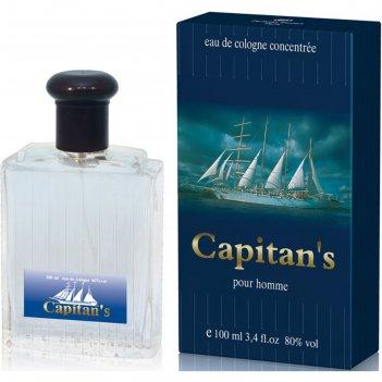 Одеколон мужской capitan`s, 100 мл
