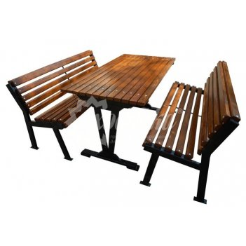 Комплект садовой мебели «модерн мини» 1,8 м