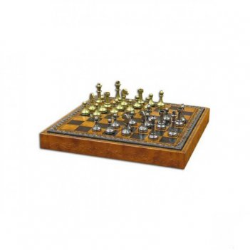 Шахматы 28х28 stauntion от italfama