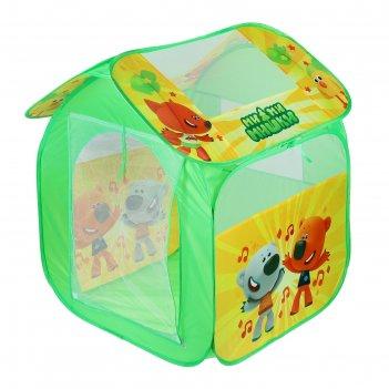 Детская палатка «ми-ми-мишки», в сумке