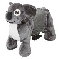 Зоомобиль коала, с аккумулятором