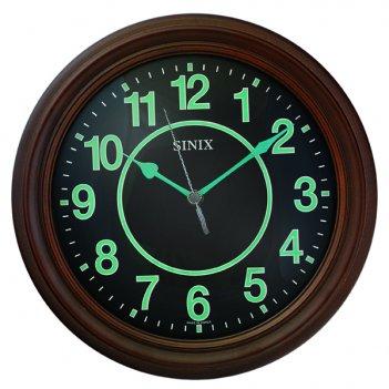 Настенные часы sinix 1069