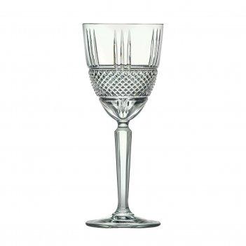 Набор бокалов для вина rcr brillante 290 мл (6 шт)