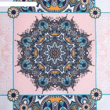 Пододеяльник этель персидские мотивы (вид 2) 175*215 ± 3 см, бязь, 125 гр/