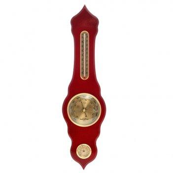 Метеостанция(барометр, термометр, гигрометр), h 53 см