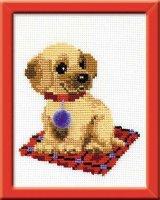 Набор для вышивания 067 щенок