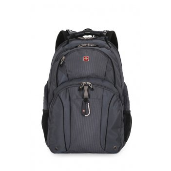 "Рюкзак wenger,15"" серый/серебристый, полиэстер 900d/м2 добби, 34x16x48 см,"
