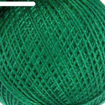 Нитки вязальные ирис 150м/25гр 100% мерсеризованный хлопок цвет 4110
