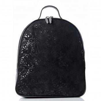 Рюкзак женский, натур.кожа, мод.29815 9с4027к45 п1, цвет черный