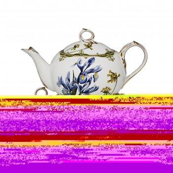 Чайный сервиз, 16 предметов на 6 персон