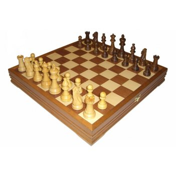 Rtc-3703 шахматы классические деревянные утяжеленные