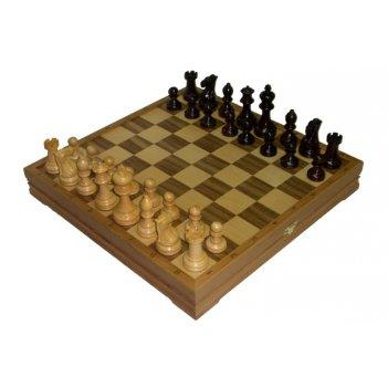 Rtc-5850 шахматы классические деревянные утяжеленные 43х43см
