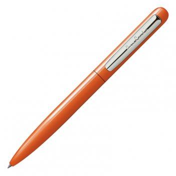 Шариковая ручка pierre cardin techno. корпус - алюминий, клип - металл. цв