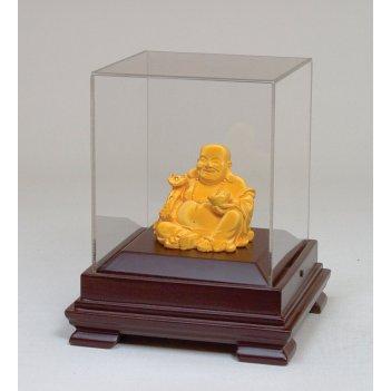 Rs-11 фигура будда на троне