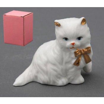 Фигурка кошка 6*3 см. высота=5 см.