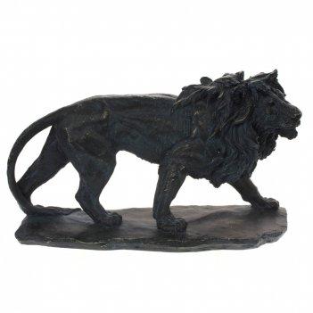 Фигурка декоративная лев, l40,5 w13,5 h25,5 см