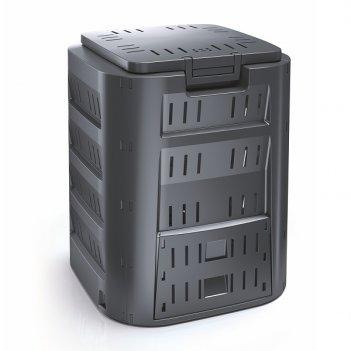 Компостер prosperplast compogreen 320л, черный