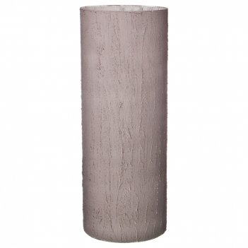 Ваза cilindro tahira grigio  высота 40см диаметр 15см