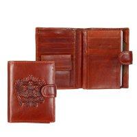 Портмоне мужское 3 в 1 герб, с отделом для автодокументов и паспорта, 2 от