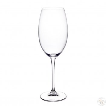 Набор бокалов для вина crystalite bohemia fulica 400 мл (6 шт)