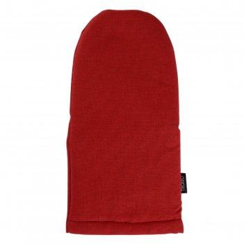 Варежка-прихватка russian north, цвет красный