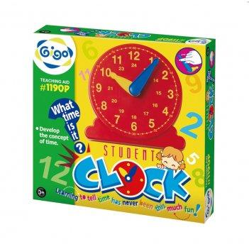 Обучающий набор gigo маленькие часы/student clock 1190p