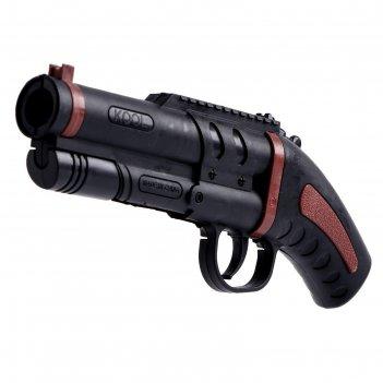 Ружье обрез, стреляет пульками 6 мм