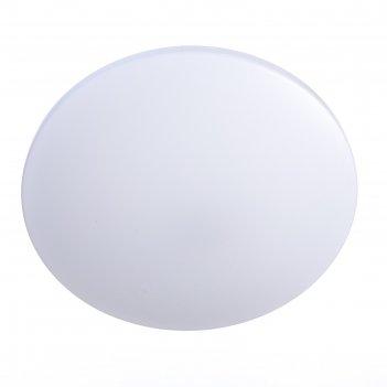 Светильник светодиодный луна 1х60вт led пду 3000-6500к 50х50х6см
