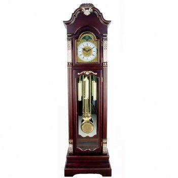 Напольные механические часы  0814-blm