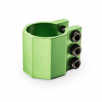 Хомут trolo нижний 3х болт. к quantum; pixel зеленый