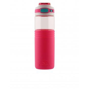 Бутылка для воды и напитков 710 мл igloo tahoe 24 pink