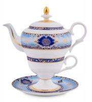 Jk- 19 чайный набор соло флоренции (pavone)