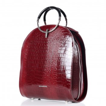 Рюкзак женский, натур.кожа, мод.55518 9с2262к45|, цвет бордо