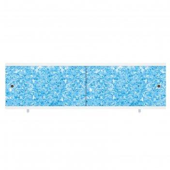 Экран под ванну кварт топаз, 168 см