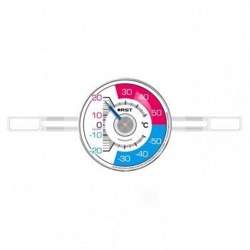 Биметаллический термометр на липучке rst02098