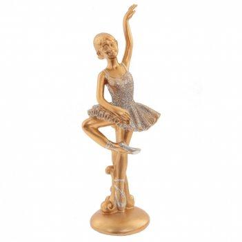 Фигурка декоративная балерина, l8,5 w8 h20 см