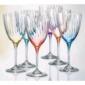 Набор бокалов для вина 400 мл, 6 шт